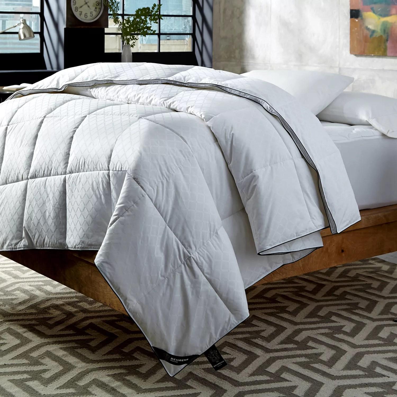 Kensington Manor 300 Thread Count Down Amp Gel Fiber Comforter