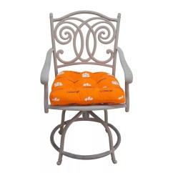 Kohls Outdoor Chair Cushions Pads For Chairs Sports Fan Kohl S Clemson Tigers D Cushion