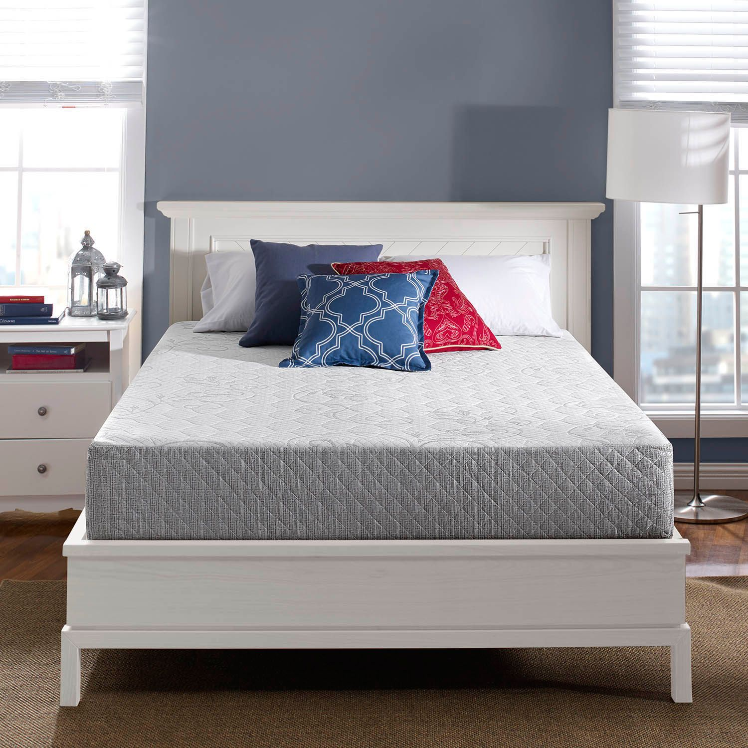 Serta Gel Memory Foam Mattress