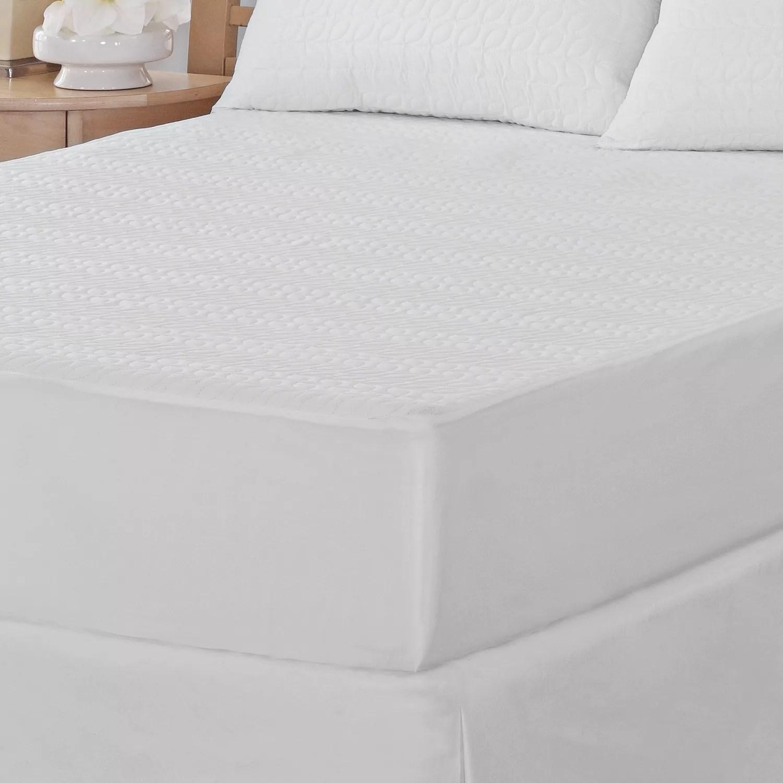 waterproof deep pocket mattress protector
