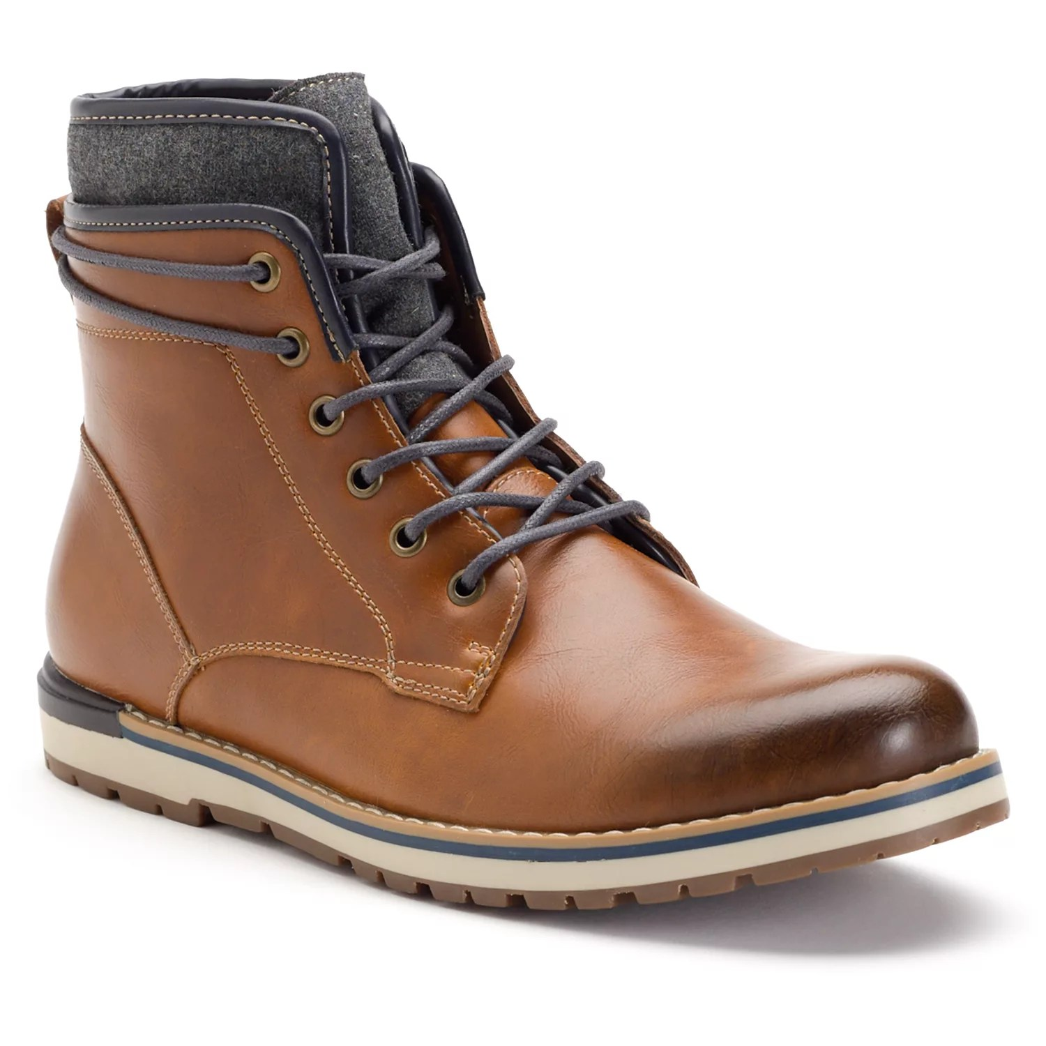 Sonoma Life Style Men' Lace- Boots