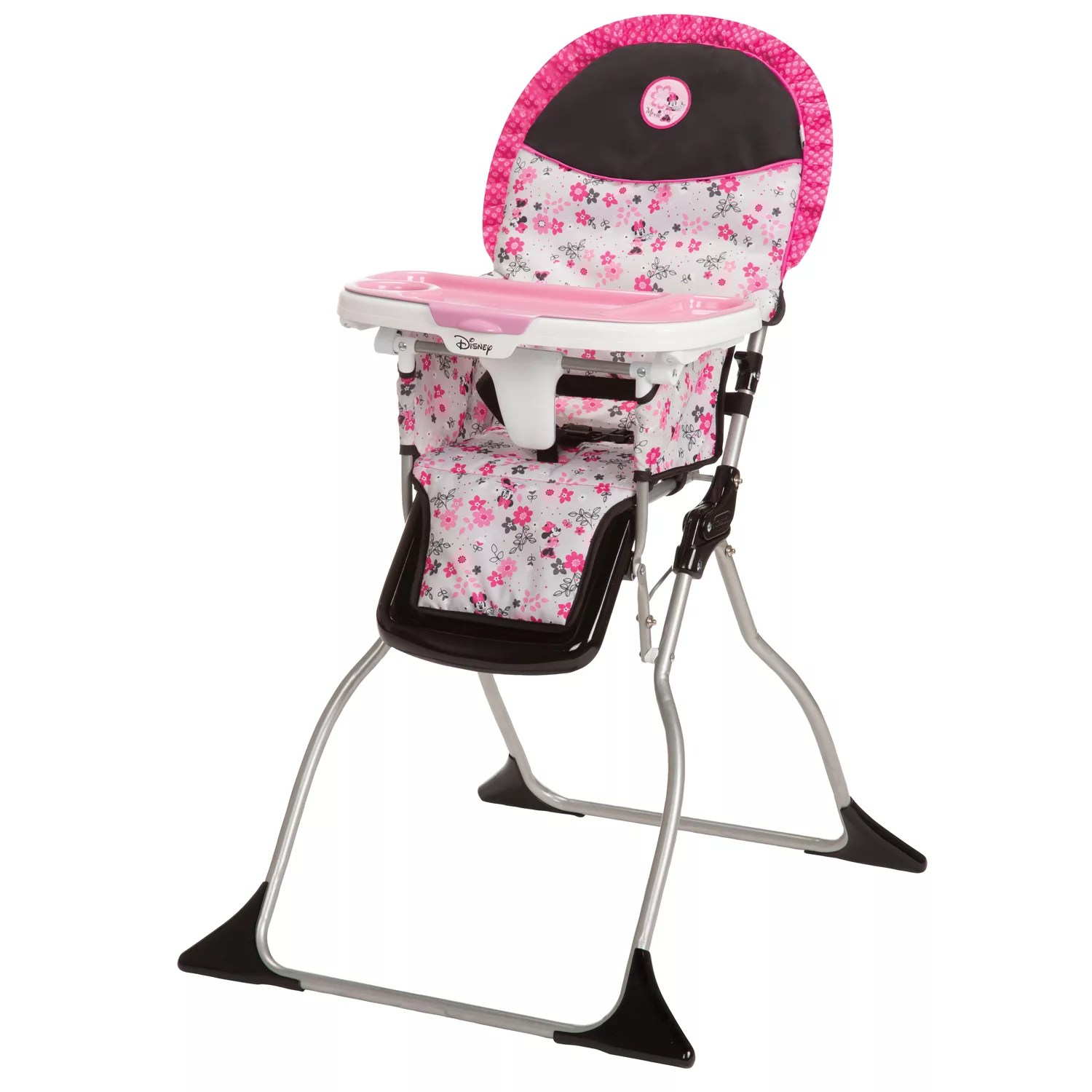 graco slim fold high chair universal wedding covers sale chairs baby kohl s disney minnie mouse simple