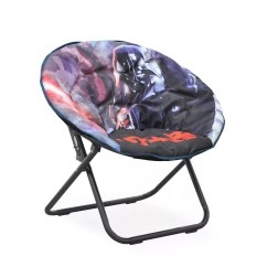 Adult Saucer Chair Two Person Star Wars Darth Vader