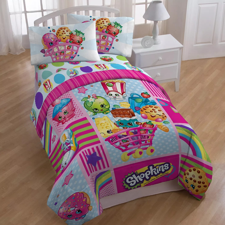 shopkins twin full comforter