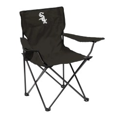 Portable Folding Chairs Bar Style Adirondack Logo Brand Chicago White Sox Chair