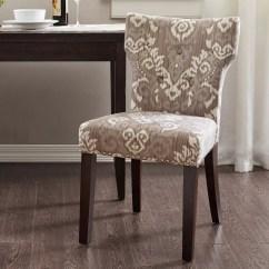 Kohls Dining Chairs Egg Chair Stand Australia Beig Khaki Room Furniture Kohl S Madison Park Emilia Tufted Back