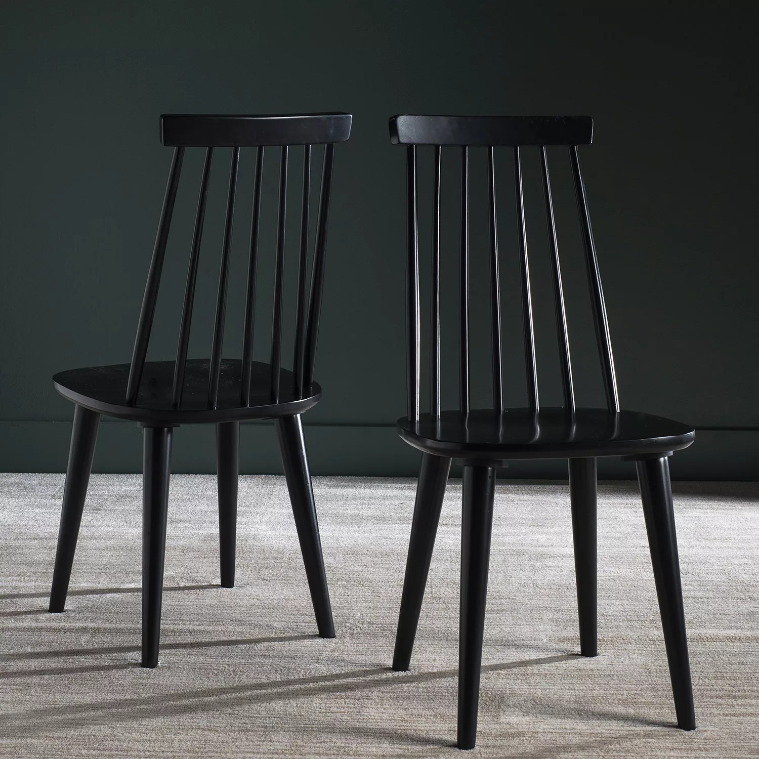 safavieh dining chairs bedroom chair name furniture kohl s burris side 2 piece set