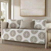 Stone Cottage Medallion 5-piece Daybed Set