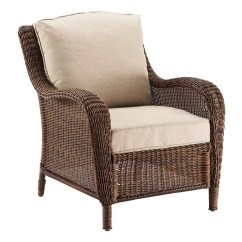Comfortable Wicker Chairs Wooden Office Chair Sonoma Goods For Life Presidio