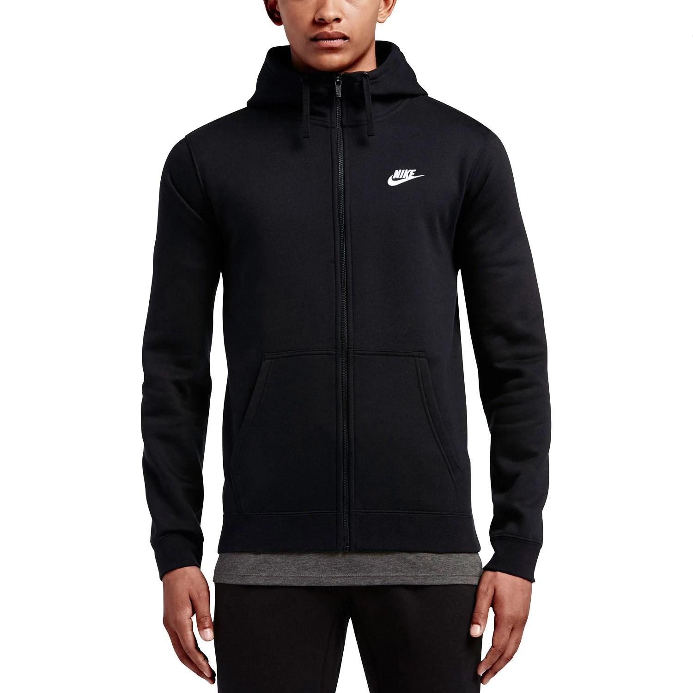 Mens Nike Club Fleece Hoodie