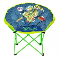 Ninja Turtles Chair Reading Ikea Teenage Mutant Club Saucer