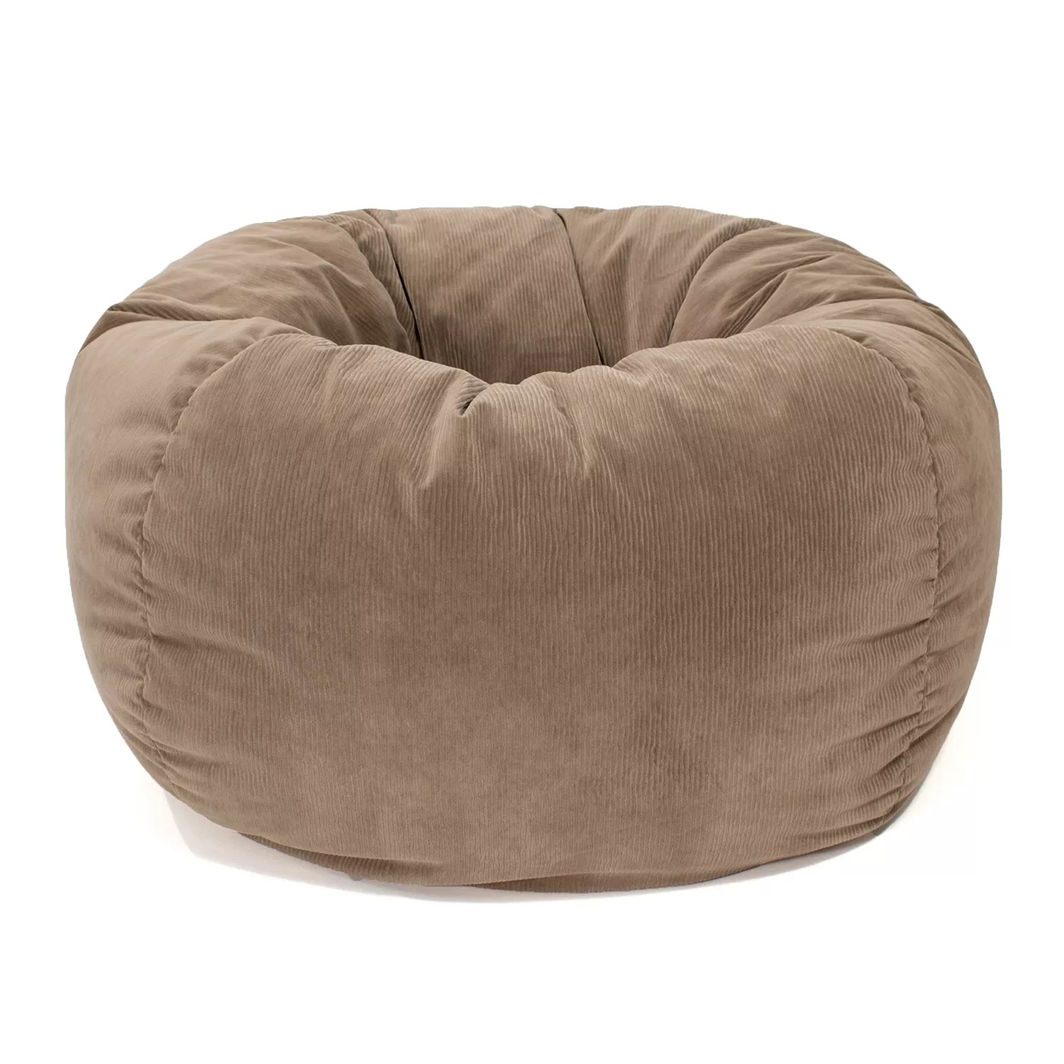 corduroy bean bag chair wholesale tables and chairs medium microfiber faux suede