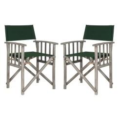 Patio Folding Chair Covers Spandex Chairs Furniture Kohl S Safavieh Laguna Director 2 Piece Set