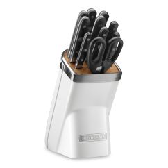 Kitchen Aid Knives Tables With Benches Kitchenaid Cutlery Dining Kohl S 11 Pc Triple Rivet Set