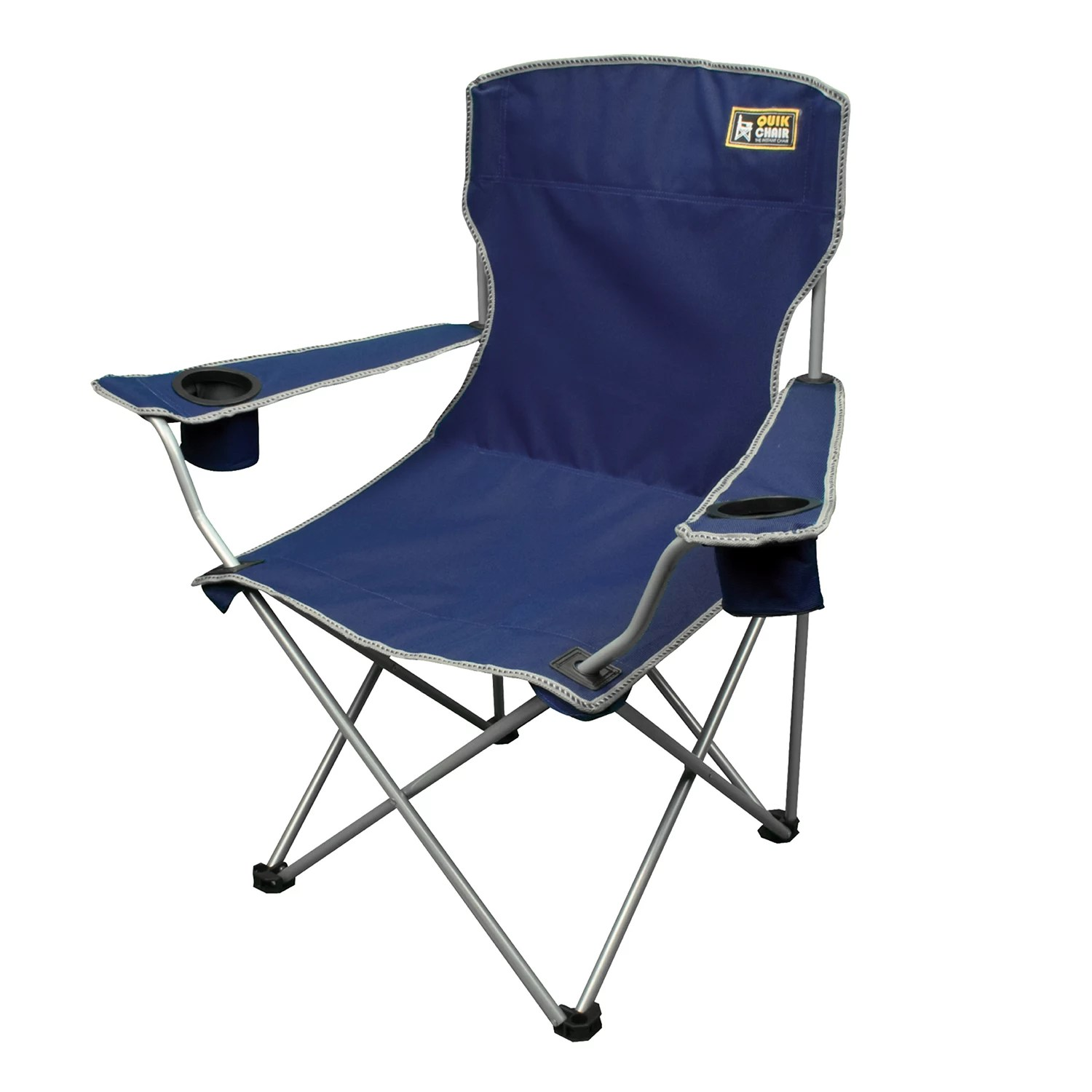 Kohls Folding Chairs Quik Chair Deluxe Quad Folding Camp Chair
