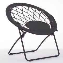 Circle Bungee Cord Chair Swivel And A Half Simple By Design