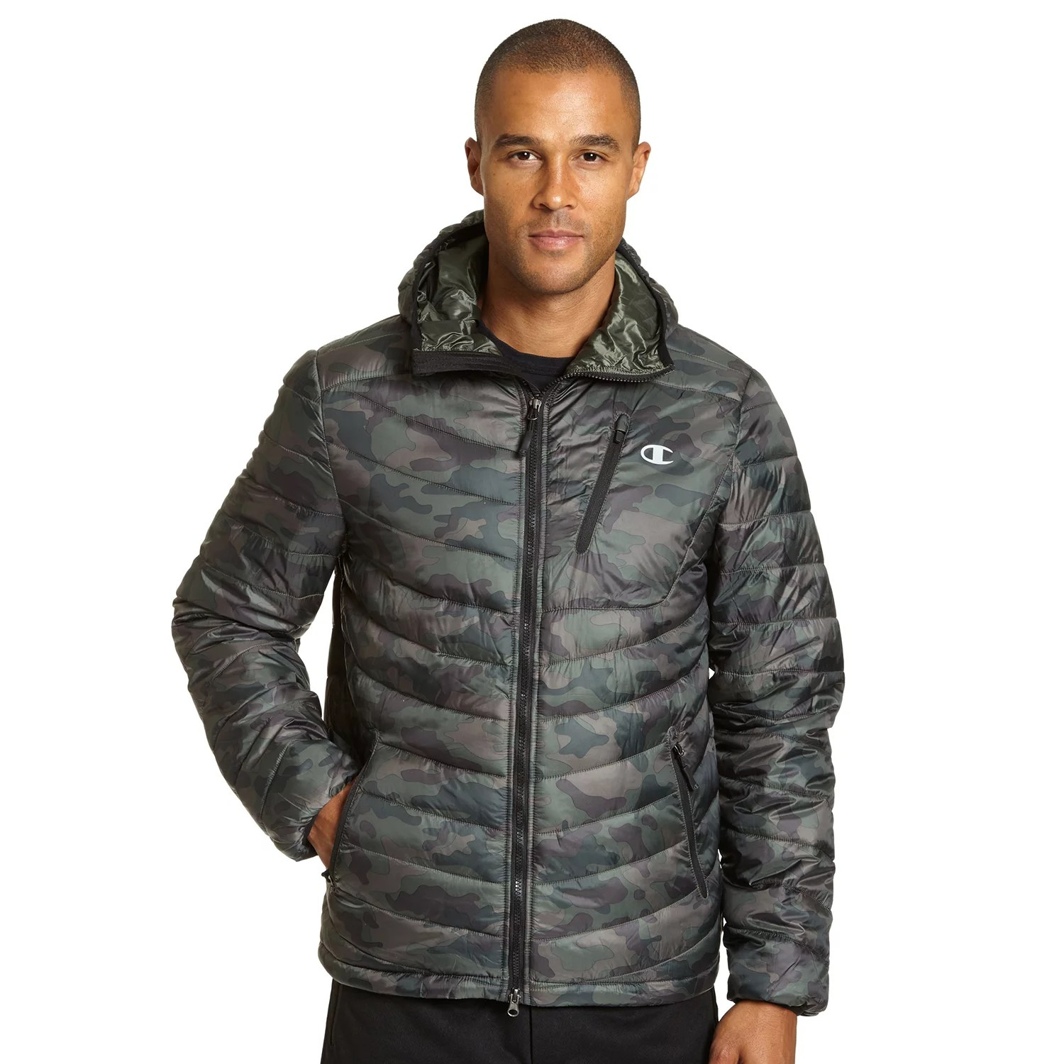 Big  Tall Champion Packable Puffer Jacket