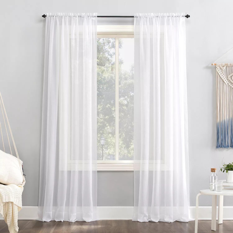 sheer curtains semi sheer to sheer