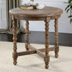 Living Room End Tables Ideas For Small Apartments Kohl S Samuelle Round Table