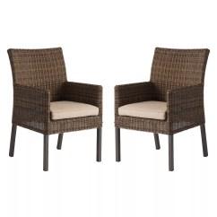 Kohls Outdoor Chair Cushions Wicker Bedroom Ebay Sonoma Goods For Life™ Brampton Arm Dining 2-piece Set