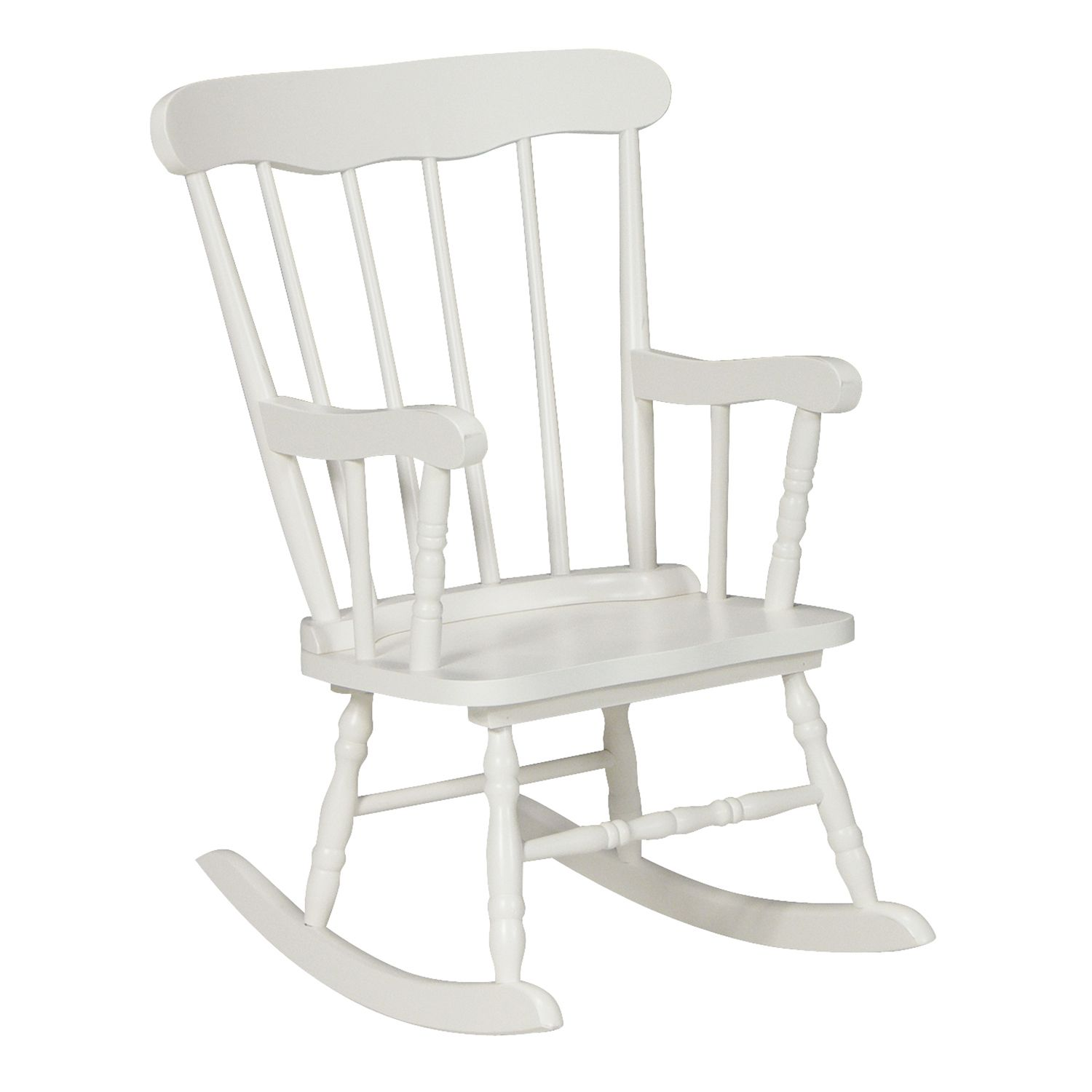 Kids Rocking Chairs Kids International Concepts Wood Rocking Chair