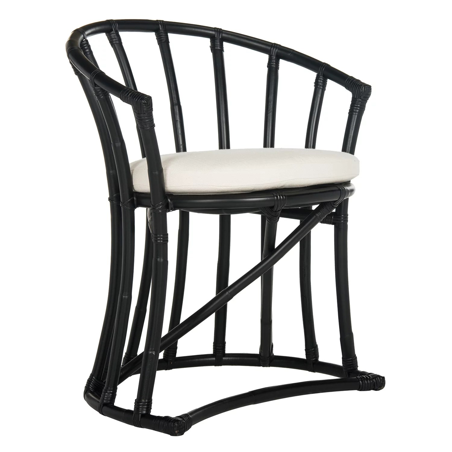 Rattan Accent Chair Safavieh Rattan Accent Chair