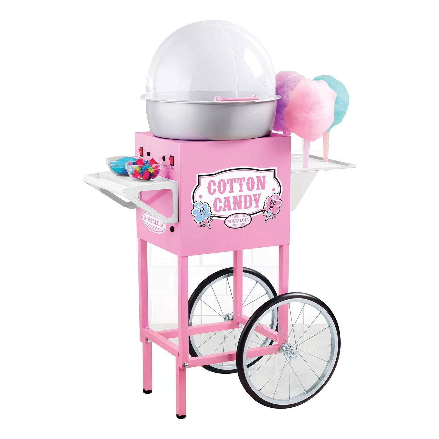 sale cotton candy machines