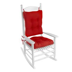 Kohls Outdoor Rocking Chair Small Unusual Chairs Klear Vu Indoor-outdoor Porch Cushion Set