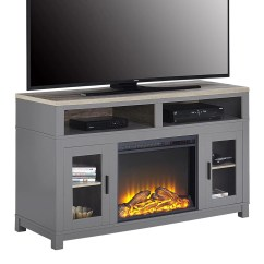 Living Room Tv Stand With Dining Table Designs Stands Kohl S Ameriwood Carver Electric Fireplace