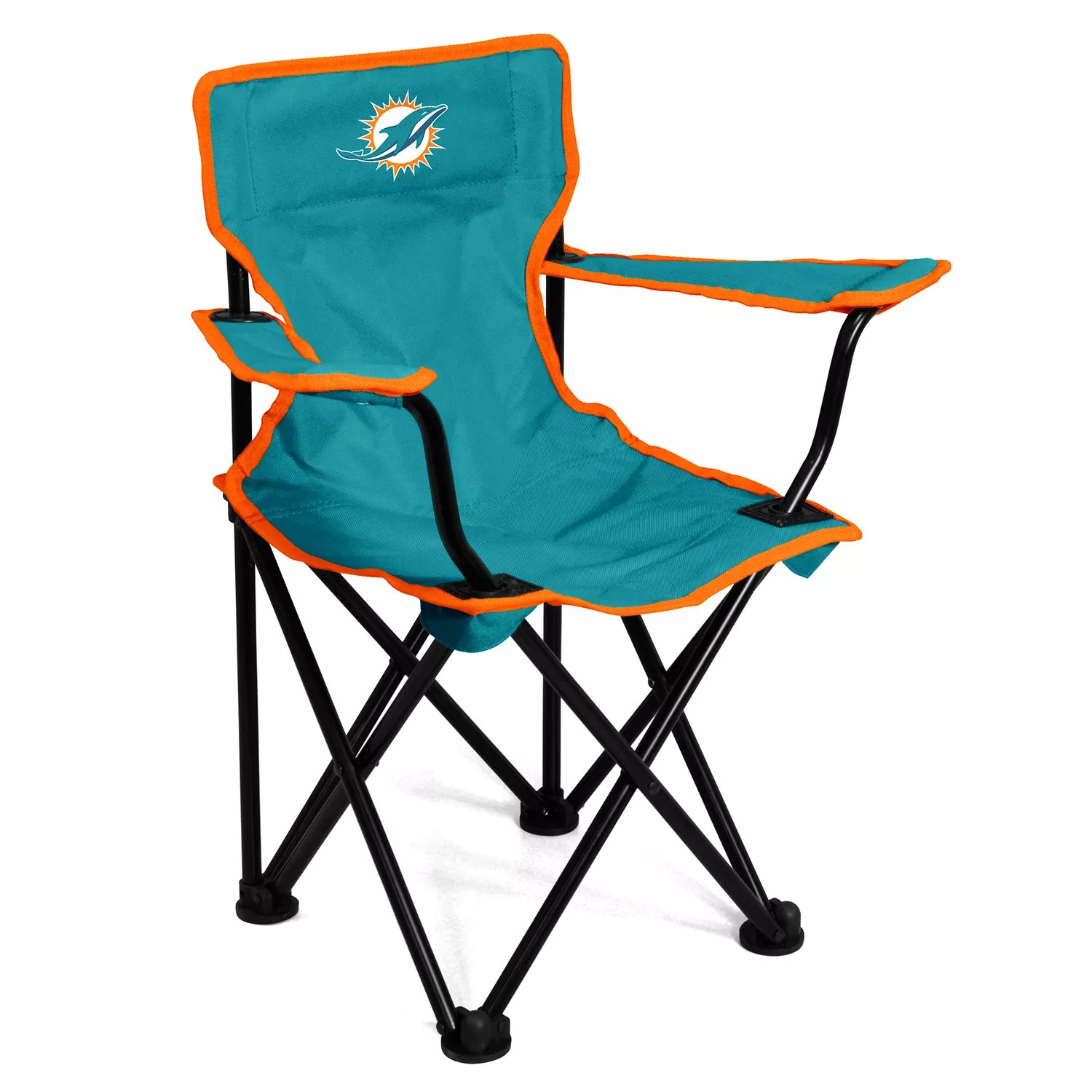 Kohls Folding Chairs Logo Brands Miami Dolphins Toddler Portable Folding Chair