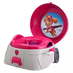 3 In 1 Potty Chair Big And Tall Patio Chairs The First Years Paw Patrol Skye Seat System