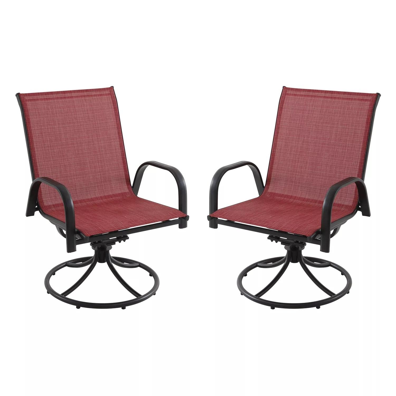 kohls dining chairs walmart patio chair furniture kohl s sonoma goods for life coronado swivel 2 piece set