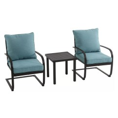 C Spring Patio Chairs Herman Miller Chair Aeron Sonoma Goods For Life Burbank End Table 3 Piece Set