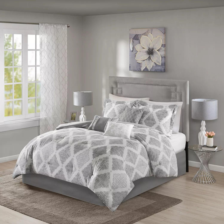grey comforters comforter sets kohl s