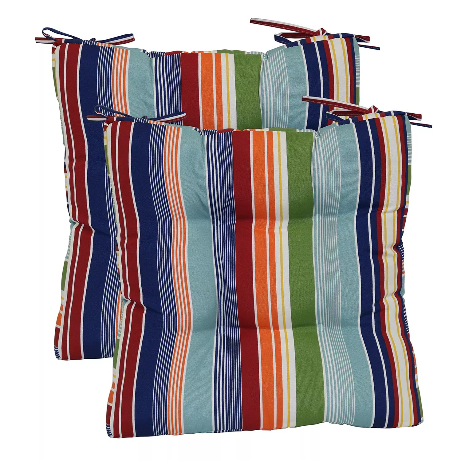 chair cushion cover bruno lift chairs outdoor cushions patio kohl s sonoma goods for life 2 piece indoor reversible set