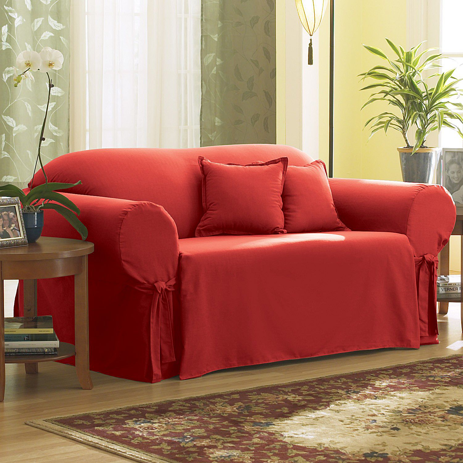 how to make a slipcover for sofa and couches sure fit solid duck cloth