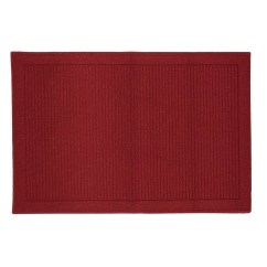 Red Kitchen Rugs Childrens Play Sets Home Decor Kohl S Mohawk Sawyer Ridge Framed Striped Rug