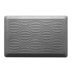 Grey Kitchen Mat Nooks Rugs Home Decor Kohl S Kcare Cushioned Geometric 21 X 32 Brown Gray