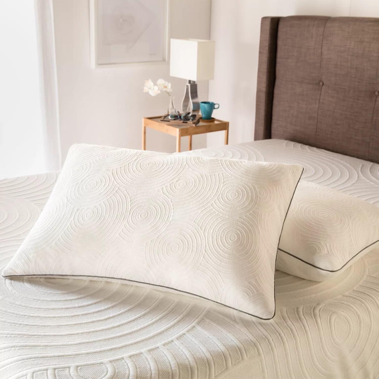 tempur pedic tempur protect cloud pillow protector