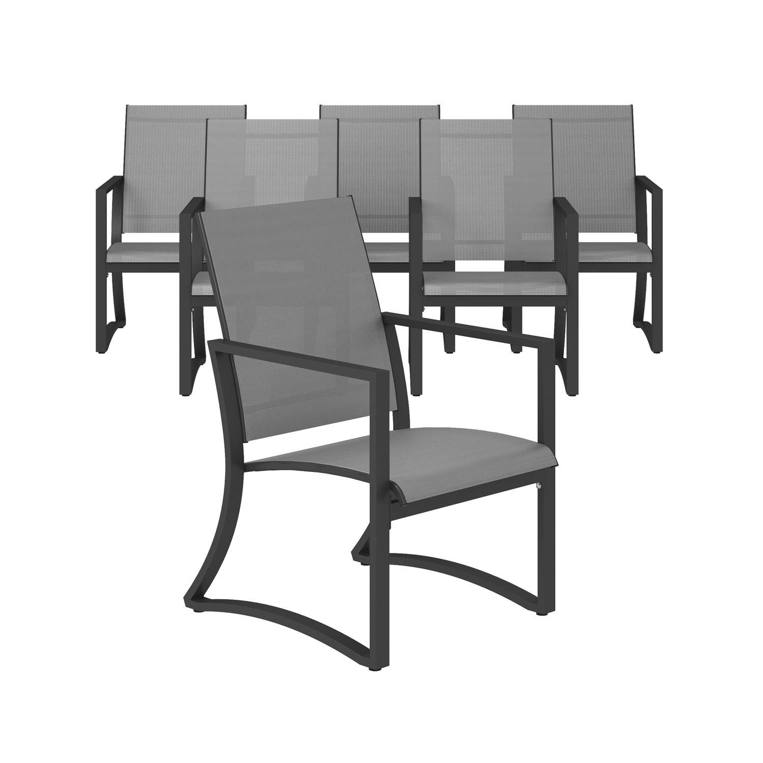 cosco outdoor living dining chair 6