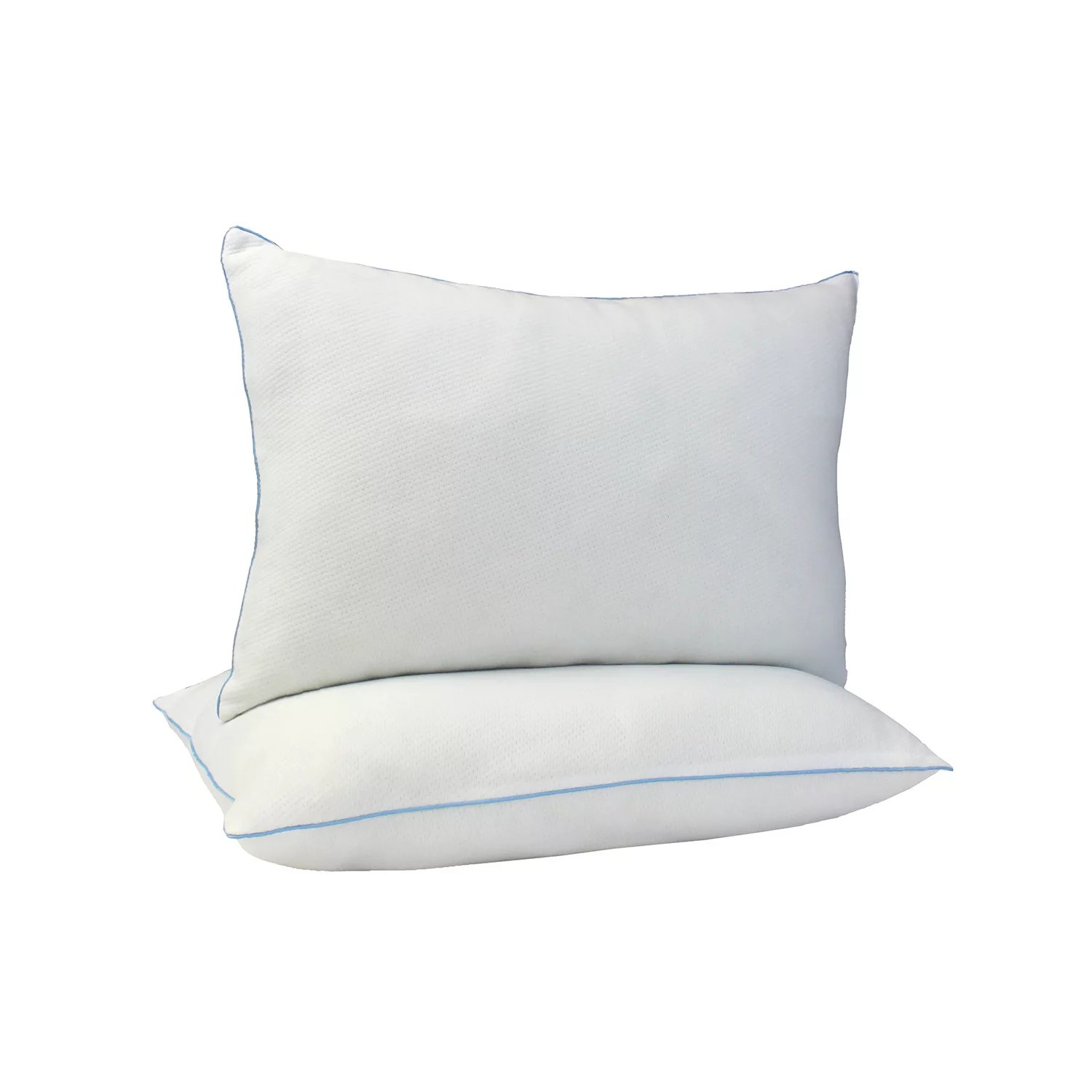 iso pedic 2 pack scented fresh linen pillow