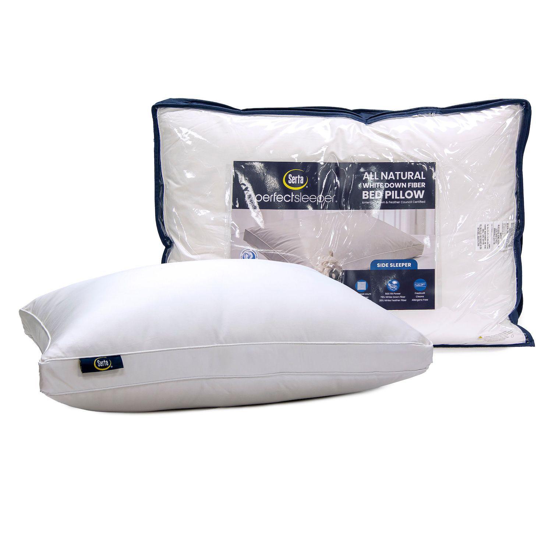 serta pillows bed bath kohl s