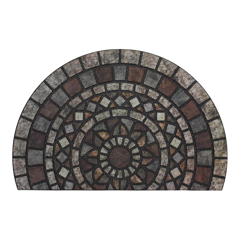 mohawk home doorscapes estate mosaic mythos stone mat