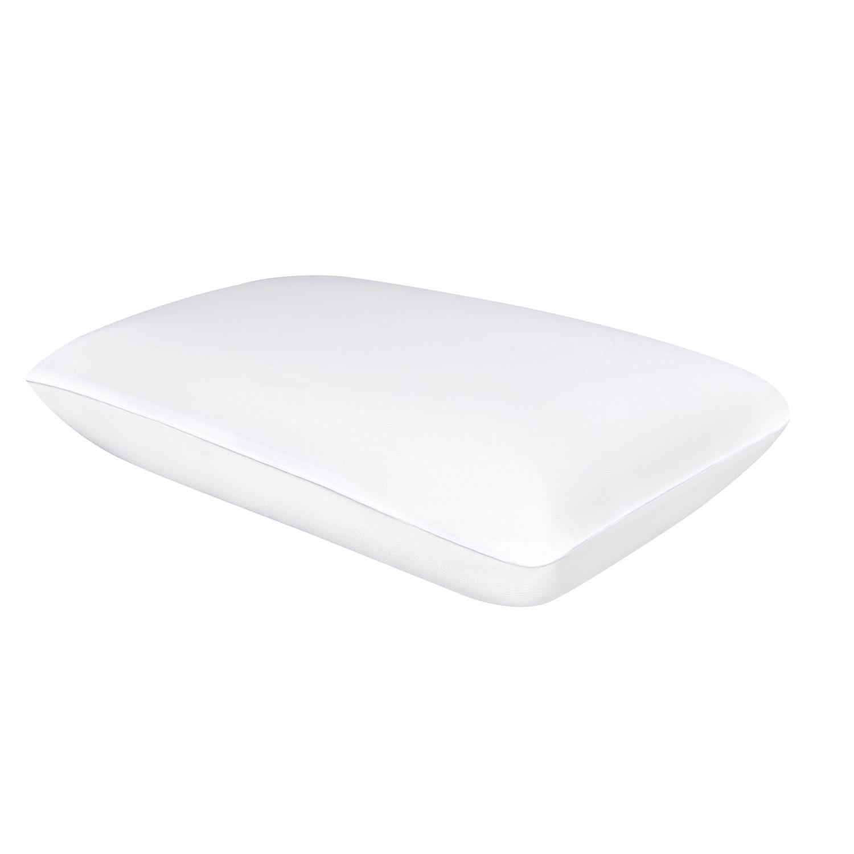 comfort revolution standard memory foam pillow