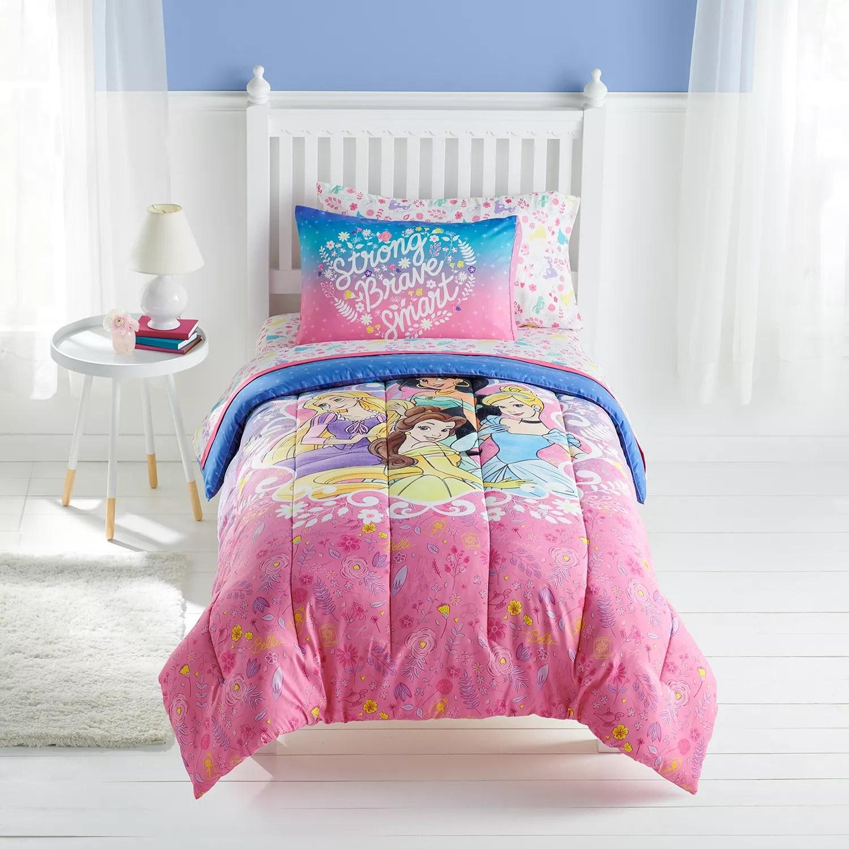 the big one kids disney princess comforter set with sheets