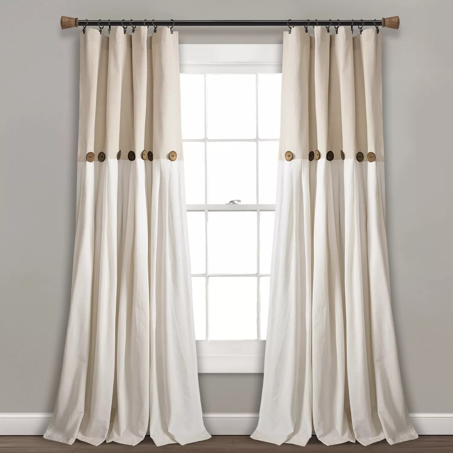 108 inch curtains shop for window