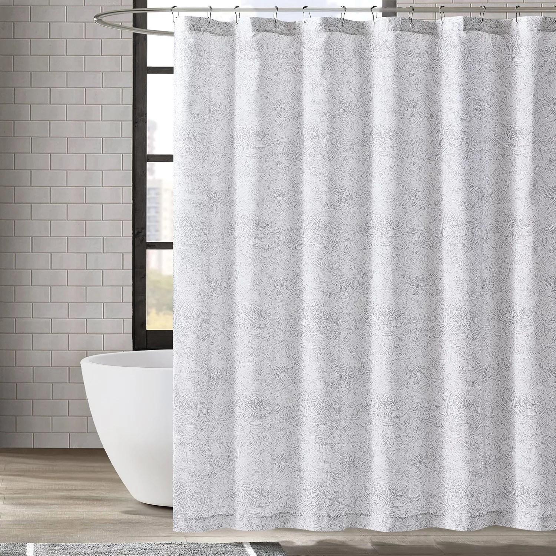 london fog sasha paisley shower curtain