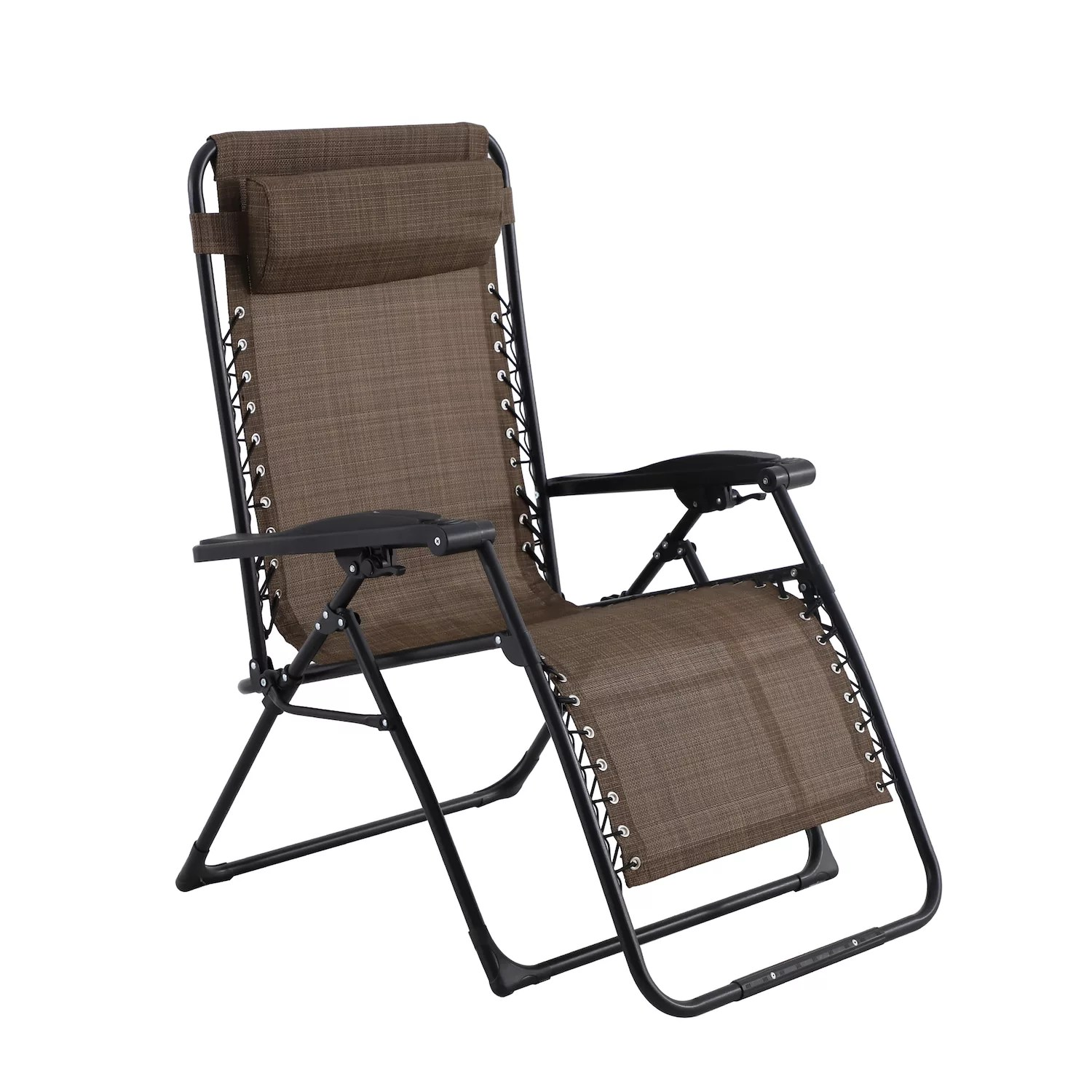 sonoma goods for life xl anti gravity patio chair