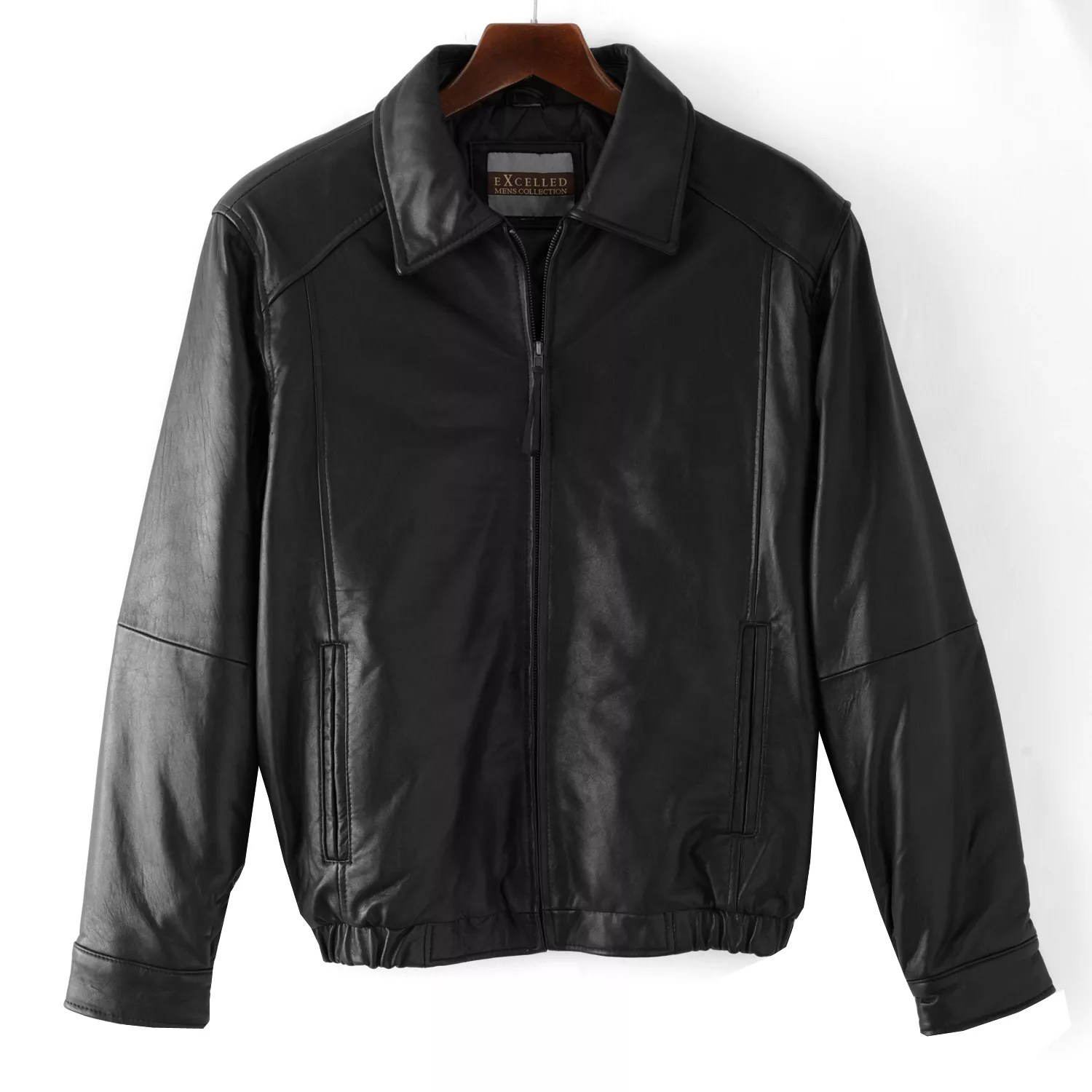 85fcbdd13 Top 10 Best Excelled Leather Bomber Jacket In 2019 Reviews