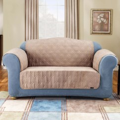 Stretch Morgan 1 Piece Sofa Furniture Cover Sectional Sleeper Chicago Slipcovers Kohl S Sure Fit Friend Faux Suede Loveseat Pet